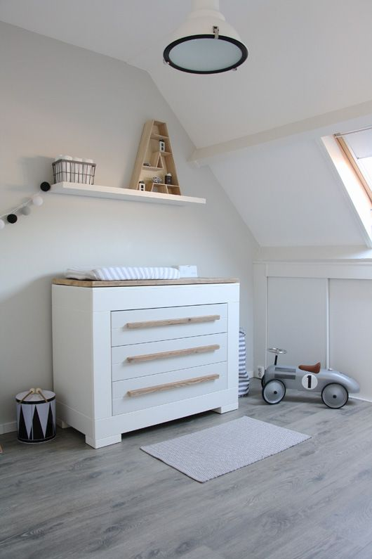 Home Tour: Monochrome Dutch Family Home | Home Ideas | Chambre ...