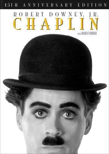 Wonderful biopic about the life of the great entertainer, Charlie Chaplin. Robert Downey Jr. gives a stunning and riveting performance as the man himself.