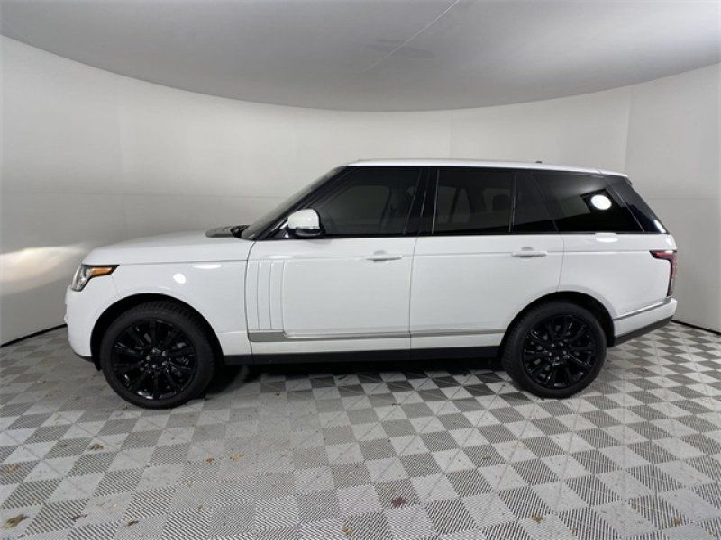 Certified 2016 Land Rover Range Rover Supercharged for