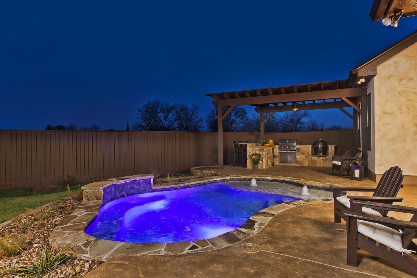 freeform concrete pool designer jason olcott san antonio