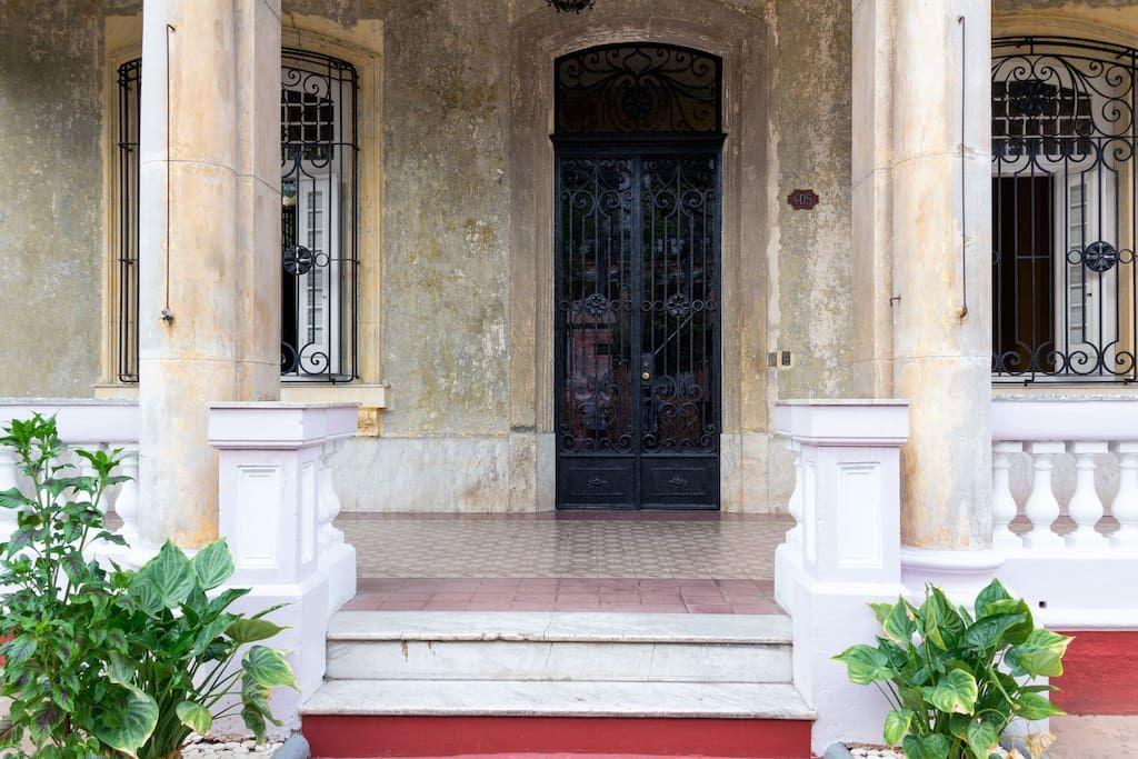 Mansion Colonial en La Habana, Cuba Casas en alquiler en