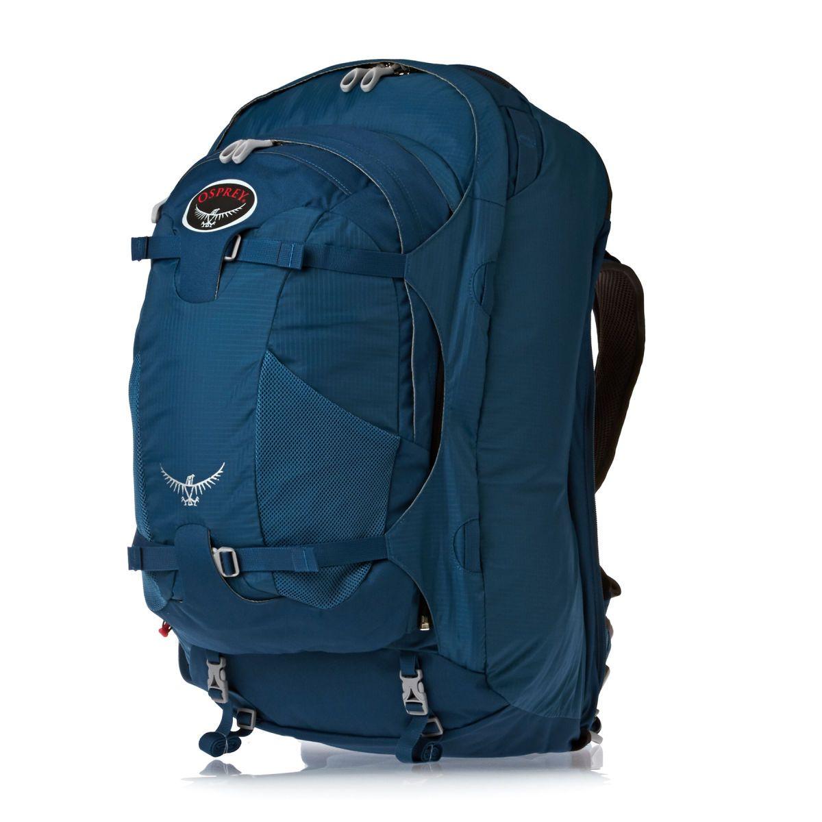 Osprey Backpacks - Osprey Farpoint 70 Backpack - Lagoon Blue ... d089a93e9e
