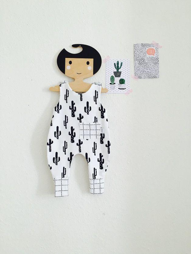 Strampler KAKTUS Gr 56 EINZELTEIL | Kreatives nähen, Babykleidung ...