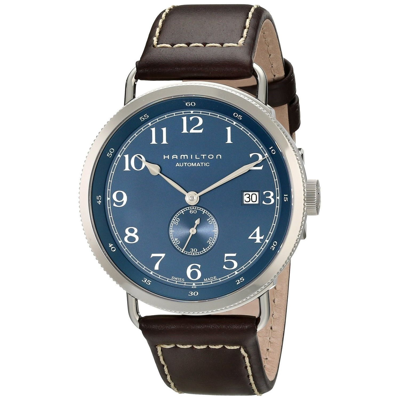 b900c02c1144 Hamilton Men s Khaki  Pioneer  Automatic Brown Watch. RelojesPantallaPara  HombresReloj ...