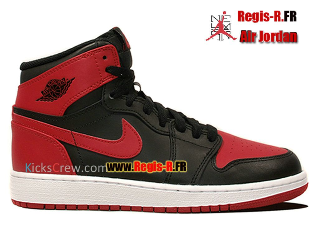 Nike Air Jordan 1 Retro High OG GS - Chaussures Basket Jordan Pas Cher Pour Femme