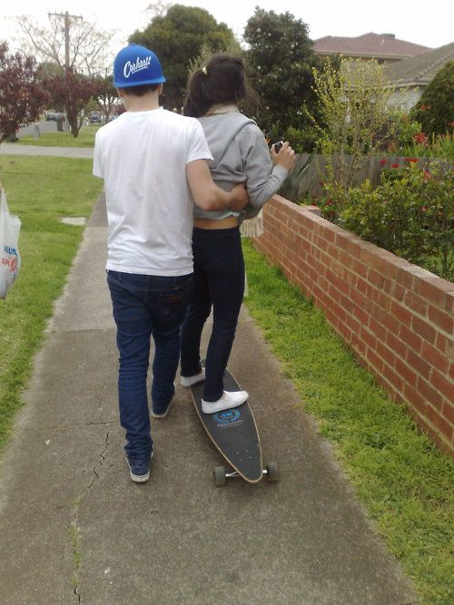 I Ve Always Wanted My Bf To Teach Me How To Skateboard Cute