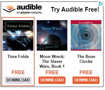 Audible Books Ads- see movie trailers on homepage http://www.amazon.com/Michael-Miller/e/B004KFJOEE/ref=ntt_dp_epwbk_0