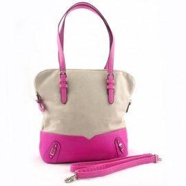 0046d09eb15 Momo 06 Pastelrose | Damestassen | Serlinsupershopper.nl Trendy damestas  van hoge kwaliteit. De
