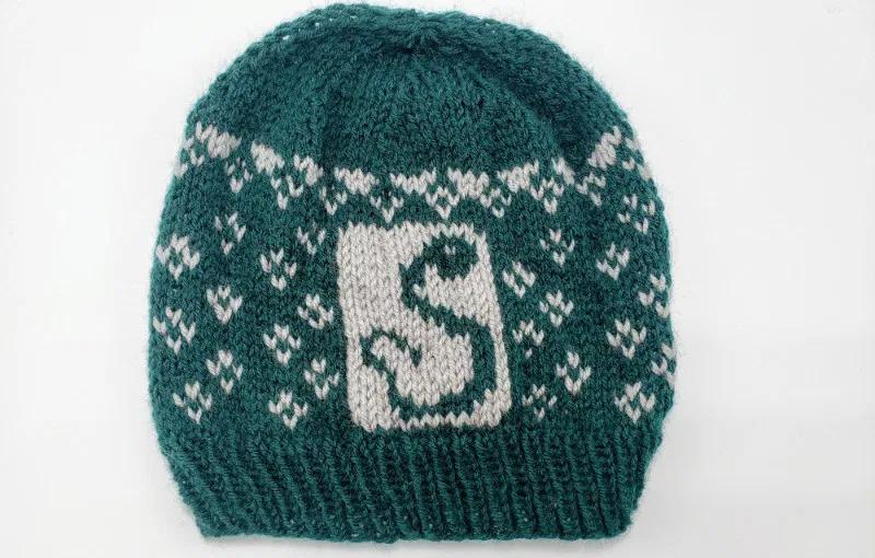 Harry Potter Knitting Patterns In 2020 Strickmuster Stricken Hut Muster