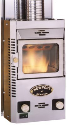 Dickinson Marine Newport Propane Fireplace Heater Propane Fireplace Boat Heater
