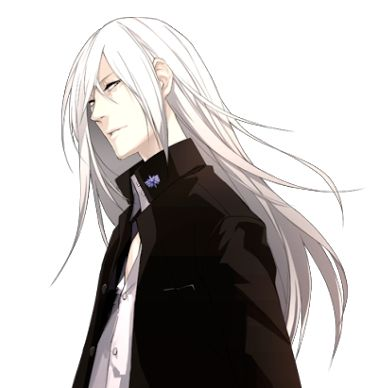 Pin By Alice L On Anime Anime Animated Cartoon Characters Black White Hair