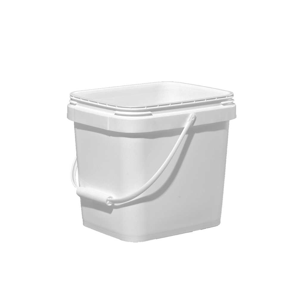 Illing Part 3e357 3 5 Gallon White Hdpe Ez Stor Pail W Handle Ez Stor Containers Are Available In An Assortment Of Sizes Colors A Pail Gallon Pail Bucket