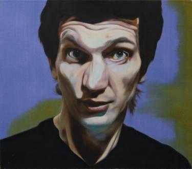 "Saatchi Art Artist Davide Castronovo; Painting, ""Me, Myself & I; XNY_IV"" #art"