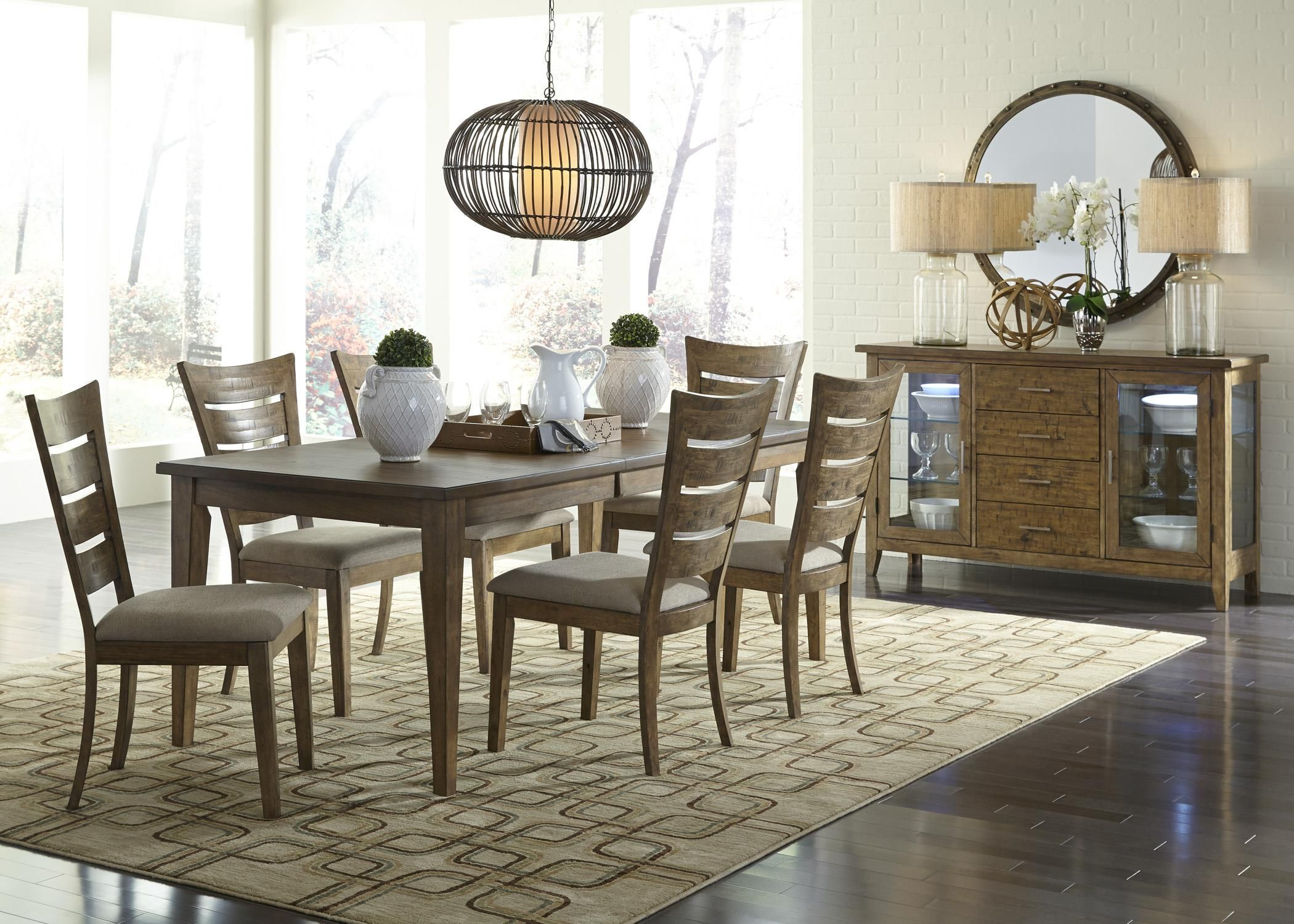 Pebble Creek Casual Dining Room Group By Liberty Furniture
