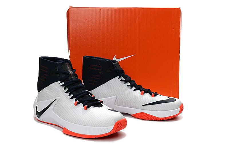 a26545c2caf69 ... sale free shipping only 69 nike zoom clear out draymond green white  navy total orange 3ed03