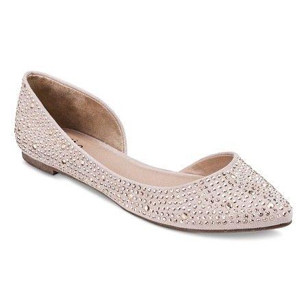 e19315a3f9d4 Women's Elsie Sparkle Ballet Flats @ Target | The Feet have It ...