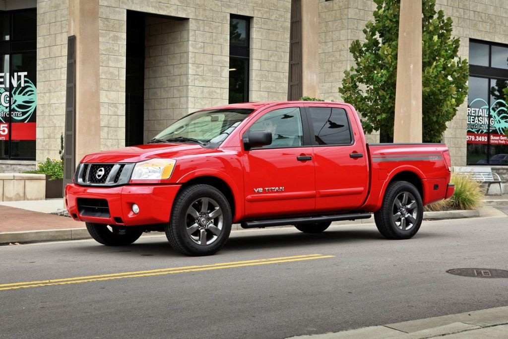 Wonderful 2014 Nissan Titan Diesel | ...   Nissan Announces Cummins V8 Turbodiesel  For Next