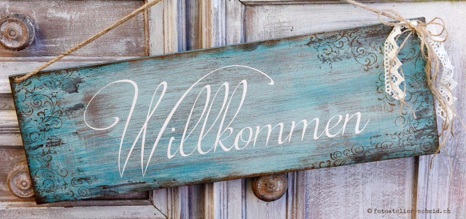 Herzlich Willkommen Schild Www Facebook Com Feiadeife Rustikale Holzschilder Herzlich Willkommen Schild Hausturen Holz