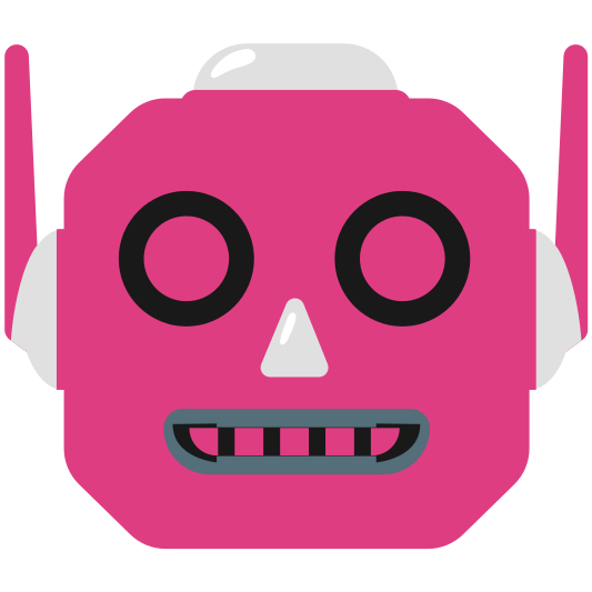 Robot Face Madewithkwippe Kwippe Is An Awesome Easy Vector Art Generator And Editor Making Art Easy For Everyone Lovely Colors Art Apps Art