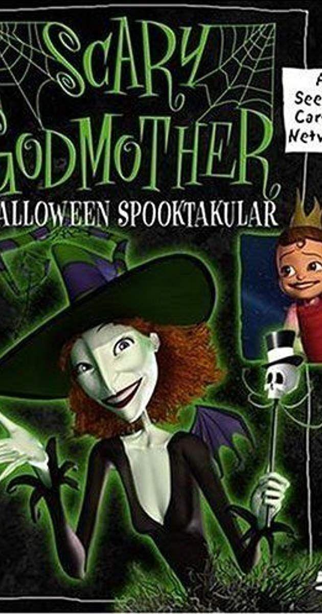 Scary Godmother Halloween Spooktakular (TV Movie 2003