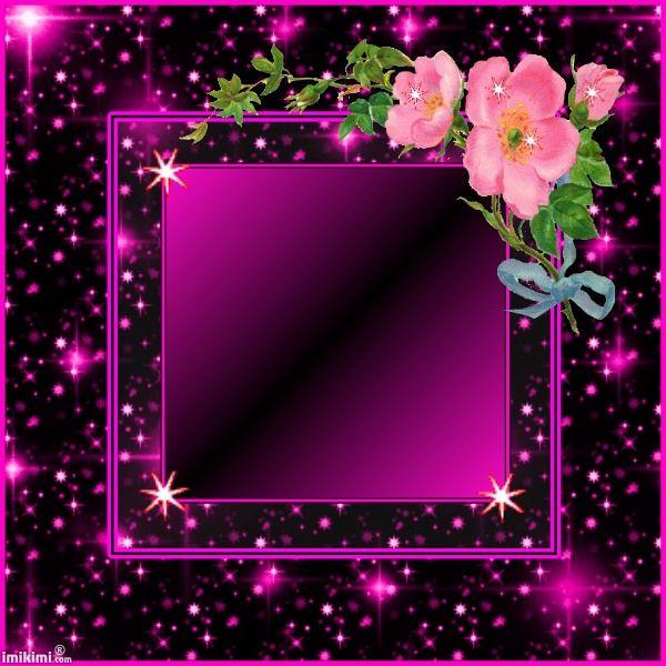 Pretty In Glitter Stars Imikimi's Automated Frames