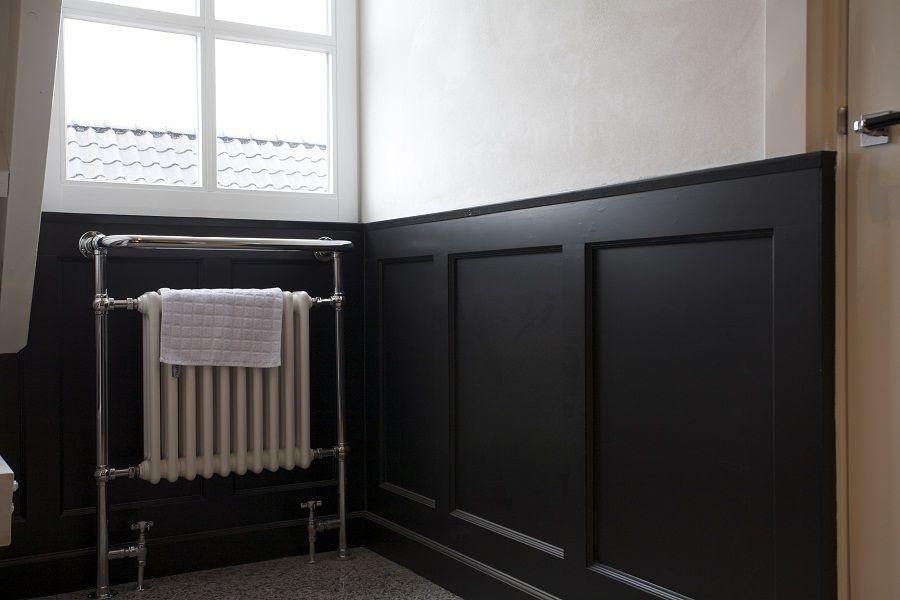 Lambrisering In Badkamer : Cottage badkamers voorbeelden en inrichting ideeën voor de badkamer