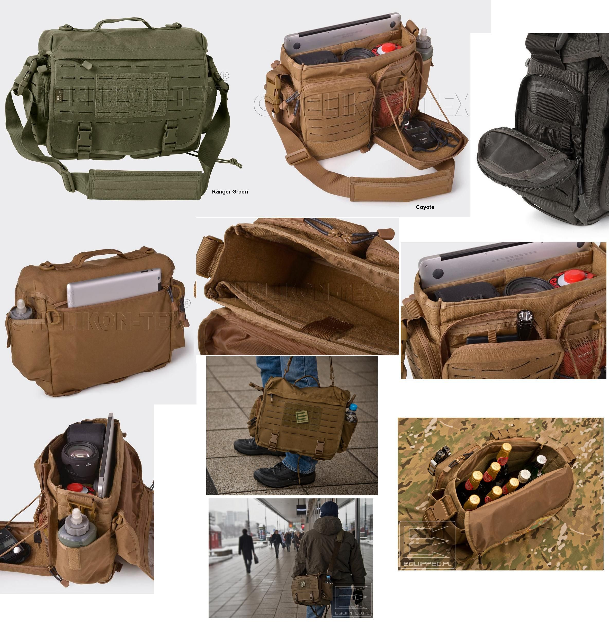 bcd4a03a52 Чанта Helikon-tex Direct Action Messenger bag