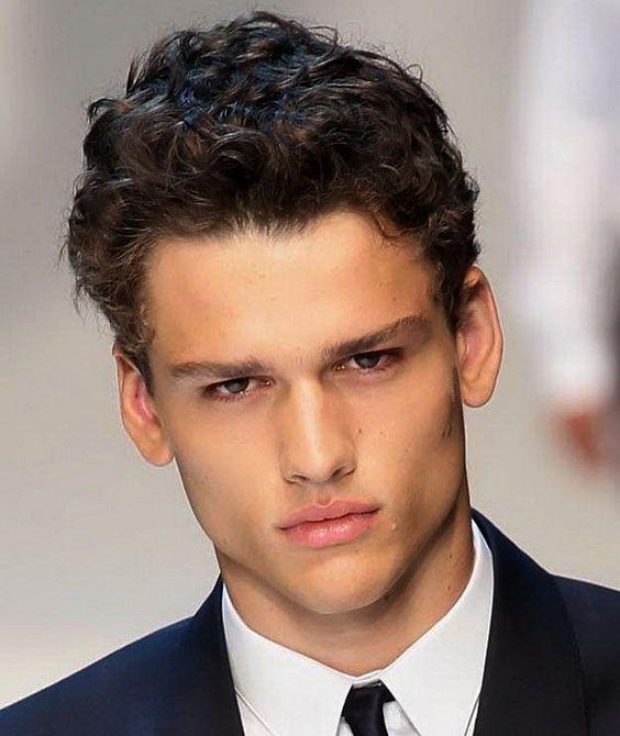 Men Curly Hairstyles #2   Curly hair men, Hair styles, Curly hair styles