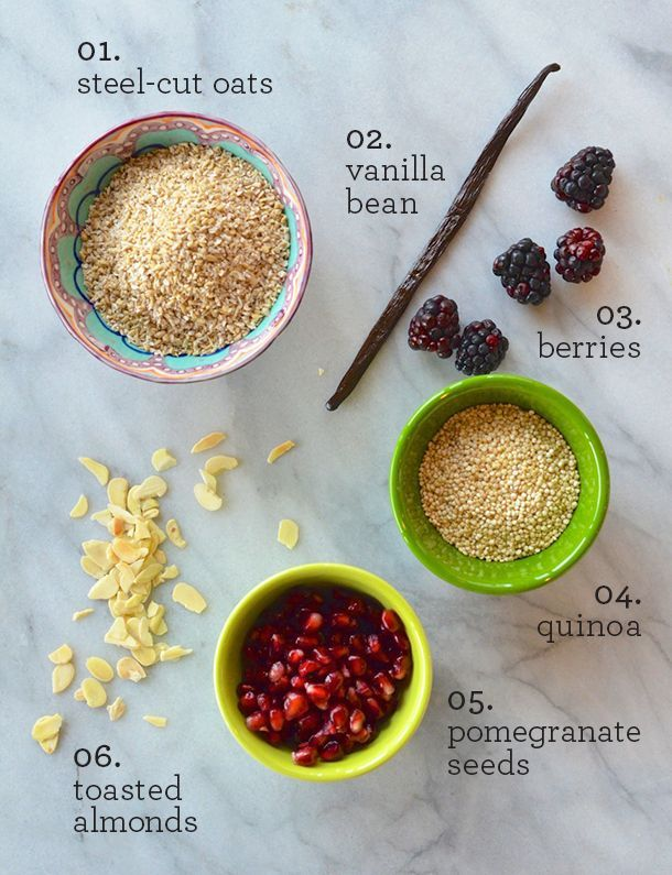 OK, my husband loves his #steelcut #oats and he's going to go nuts over this recipe....