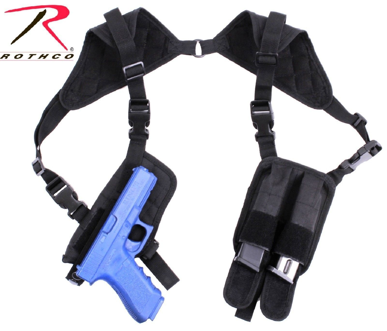 Ambidextrous Concealed Carry Shoulder Holster