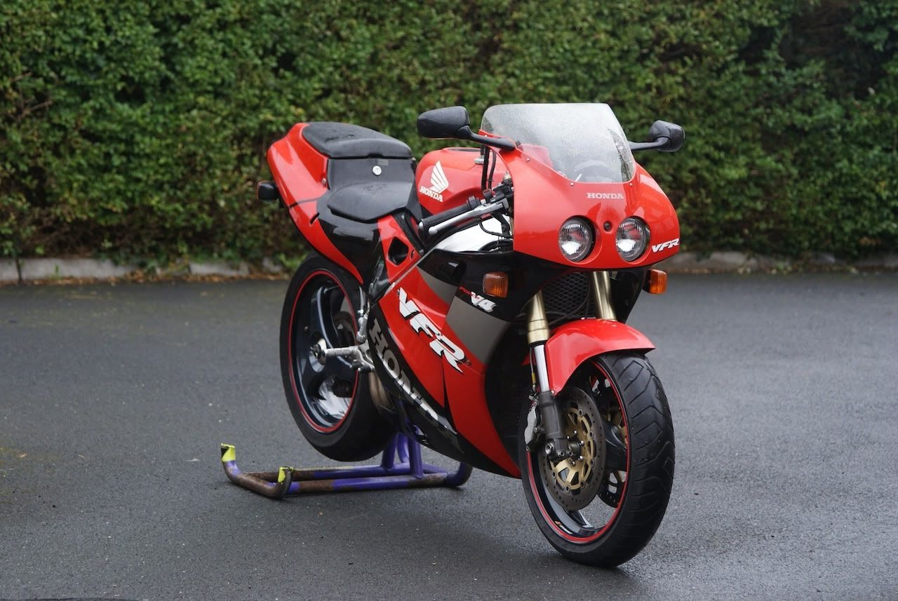 HONDA VFR400 (1990) - 2 Wheel Appreciation Thread - The Motorized Kind!! | Page 2 | RMS Forum