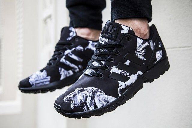Footwear · Adidas ZX Flux ...