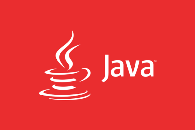 Java Logo White On Red Java Programming Language Java Programming Programming Languages