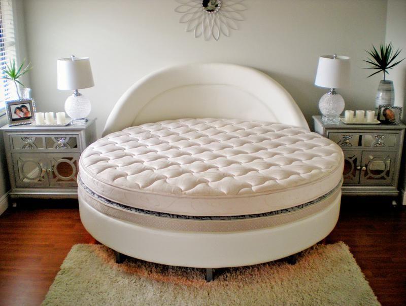Round Shaped King Size Bed Round Mattress Round Beds Mattress