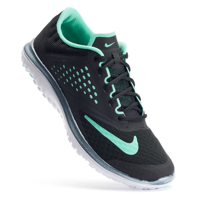 new concept 33bbe 85ab9 Nike FS Lite Run 2 Premium Women s Running Shoes, Size  10.5, Black
