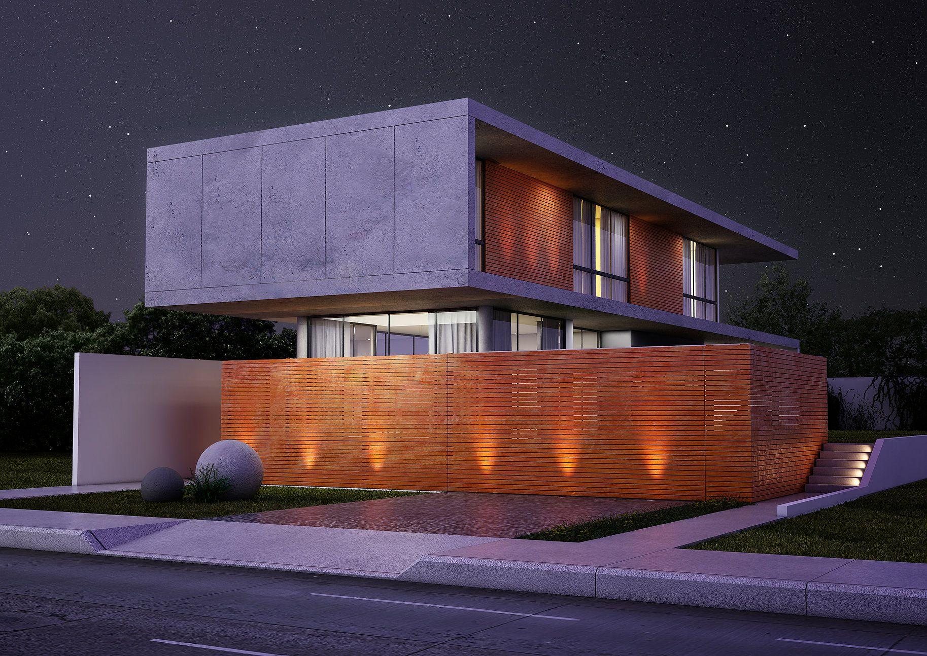 house rn vipe arquitetura modern homes vitor pessoa architect