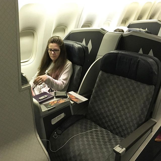 Flight Review American Airlines Business Class Mia Lax Fly Family Fly American Airlines Business Class Flight Business Class