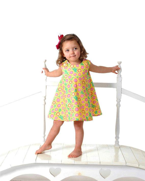 New SEW GIRLY Tutu Dress Pattern PDF Size 12 months - 6 child Easy Beginner Sewing Tutorial Instant Download Handmade Pattern
