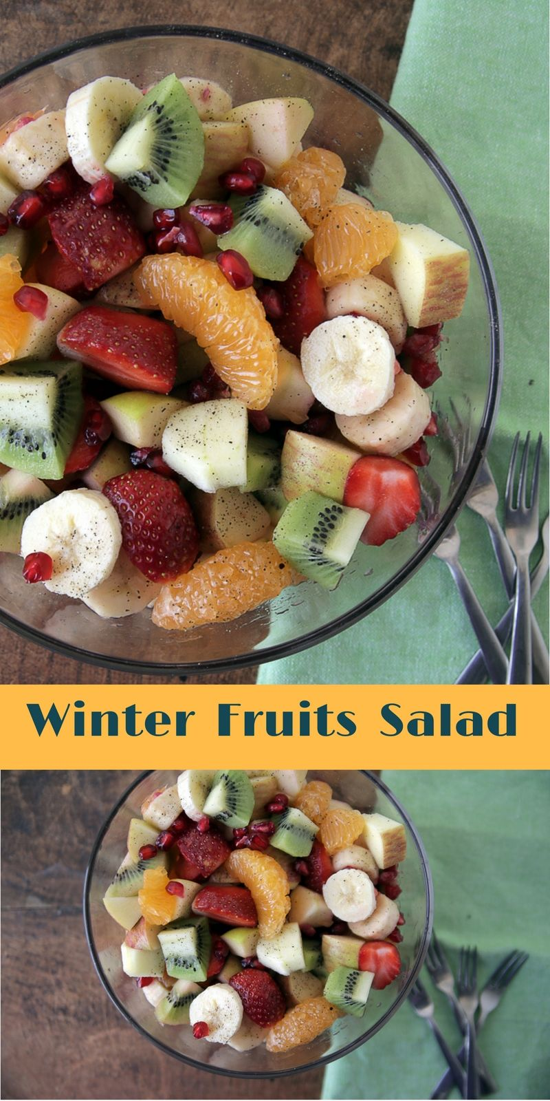 Winter Fruit Salad Recipe Recipe Winter Fruit Salad Chaat Healthy Snacks Recipes