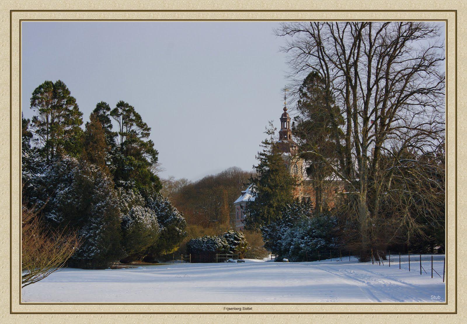 Frijsenborg Slot og gods ved Hammel, 23 km nordvest for Aarhus   Castles and Manorhouse in ...