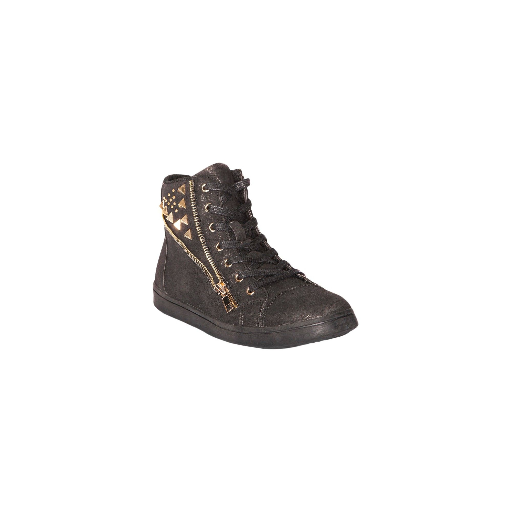 High Quality Designer Gia-Mia Women's Studded Sneakers