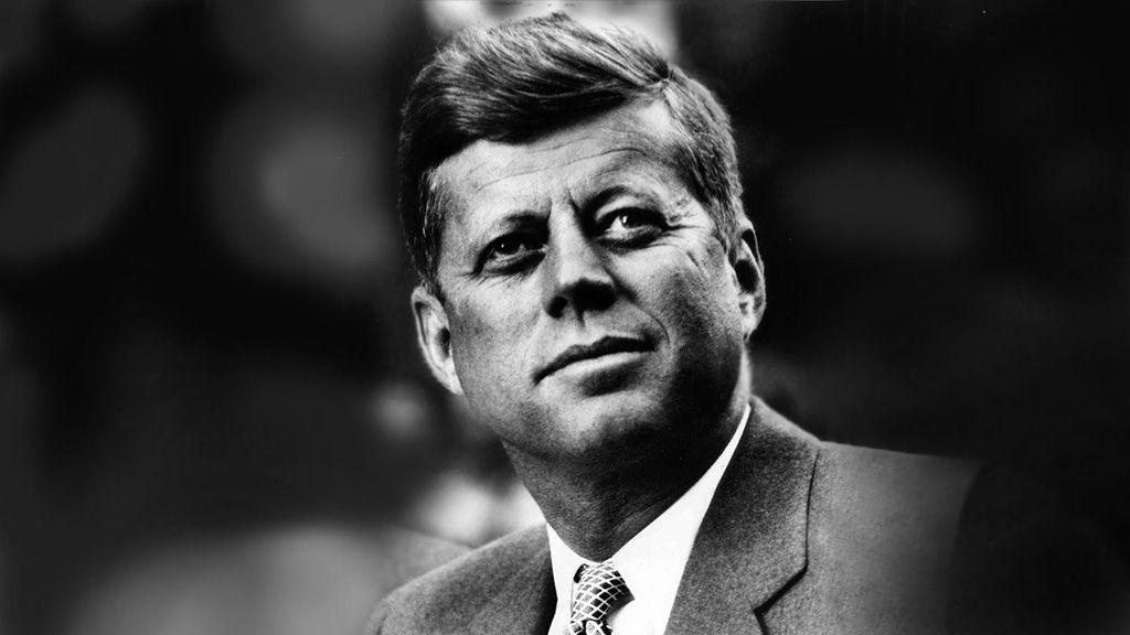 John Fitzgerald Kennedy (May 29, 1917-November 22, 1963), was the thirty-fifth President of the United States, serving from 1961 until his assassination in 1963. Although he suffered from various illnesses, including asthma, Kennedy always appeared strong and rugged in public and enjoyed working out and playing sports with his family.