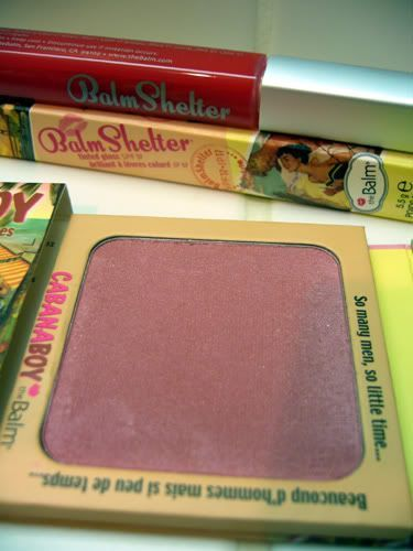 TheBalm Cabana Boy: rated 4.6 out of 5 by MakeupAlley.com members. Read 28 member reviews.