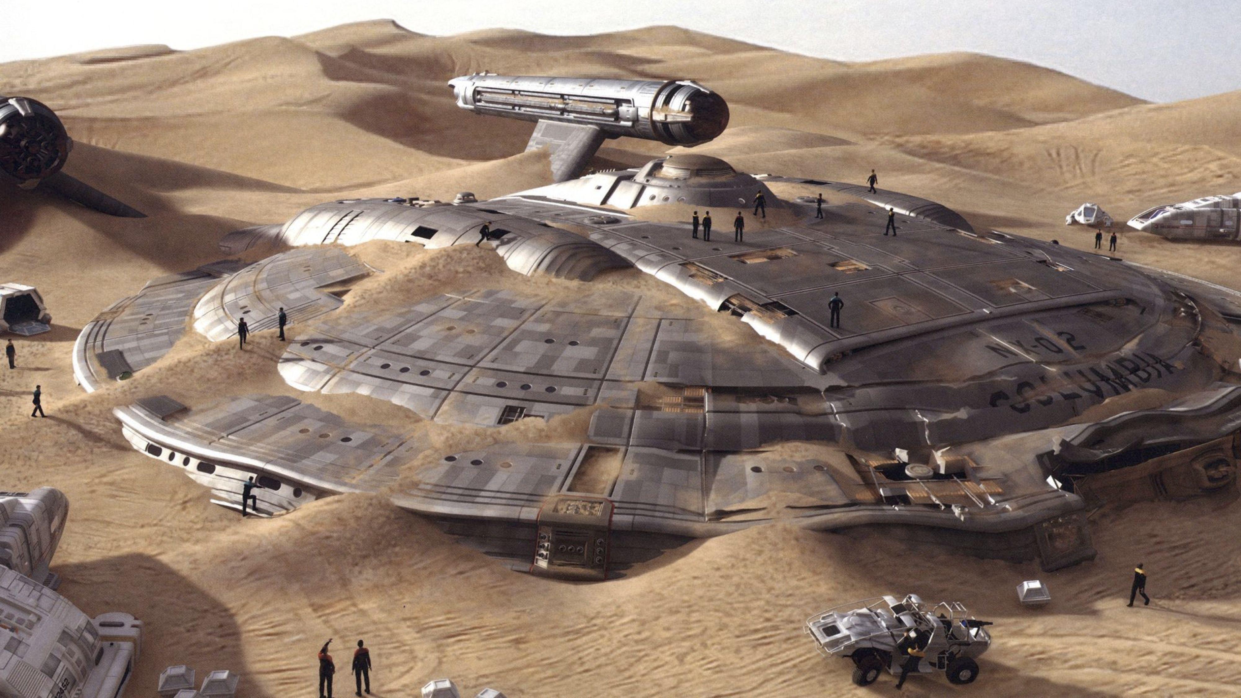 Star Trek Ship Hd Wide Wallpaper For Widescreen 40