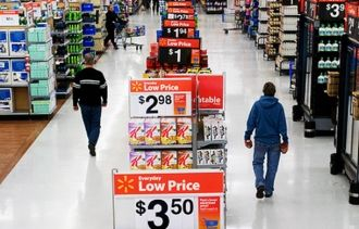 Wal-Mart Offers Entrepreneurs a Chance to Compete for Shelf Space