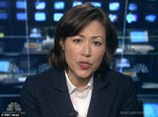 Ann Curry cuts her hair without informing NBC executives