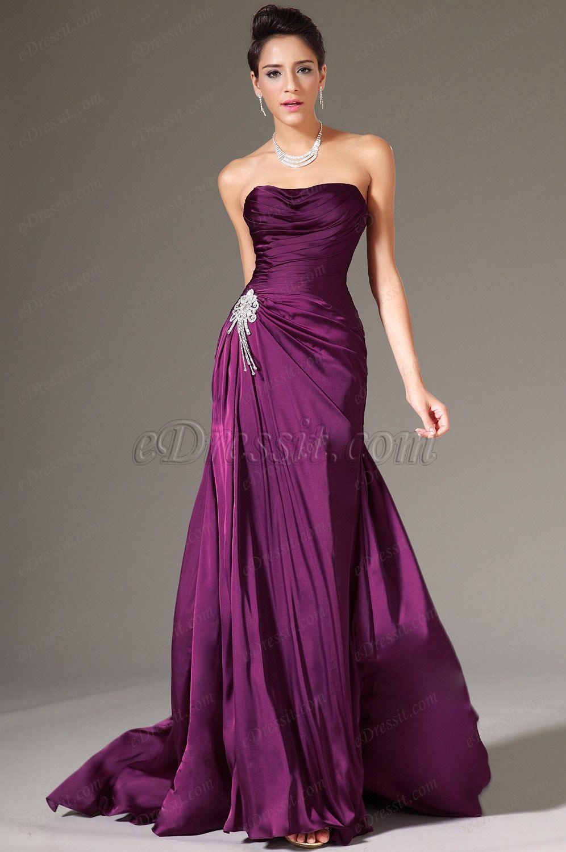 Increíble Vestidos De Novia Elegantes Y Simples Patrón - Vestido de ...