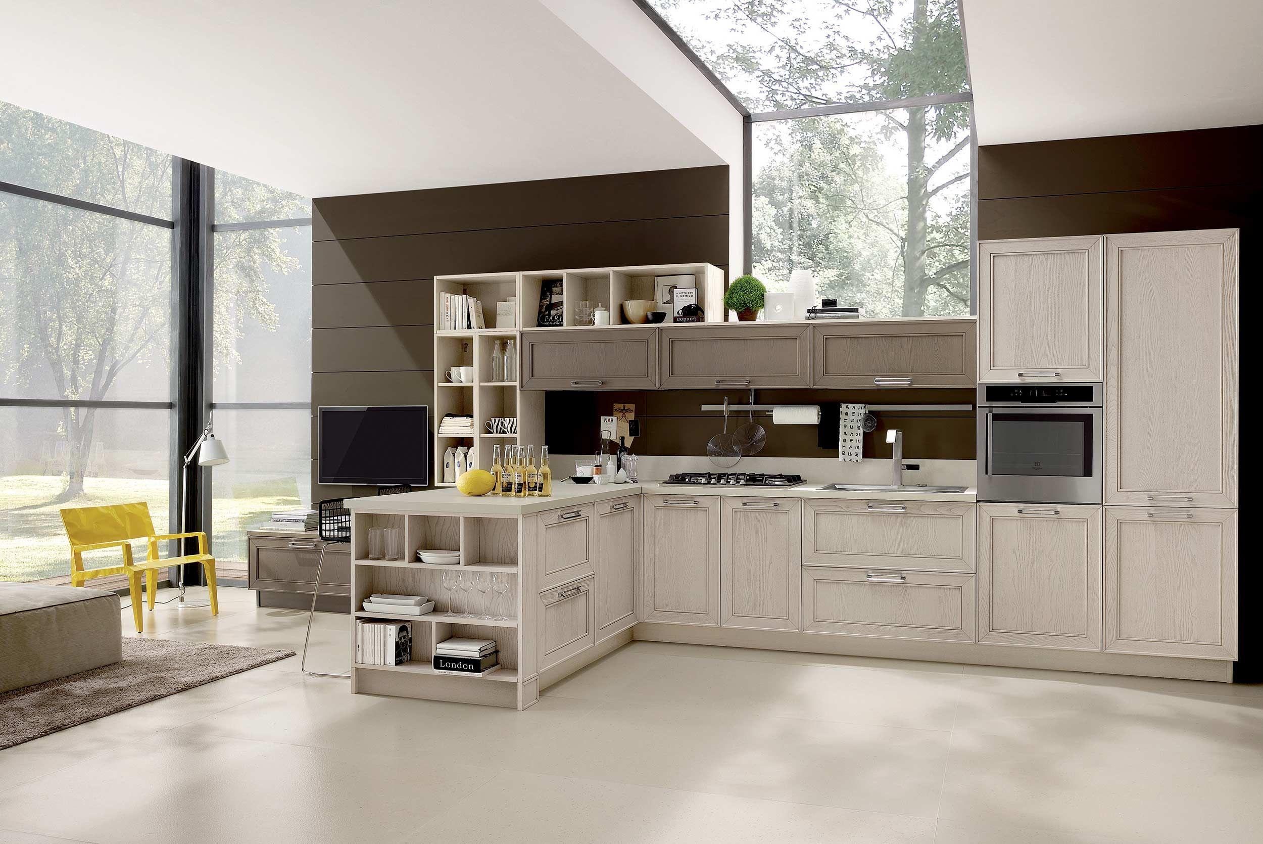 Cucine componibili contemporanee: scopri Maxim Stosa | suggestioni ...