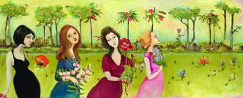 Flowers  -  Cassandra Christensen   Barney