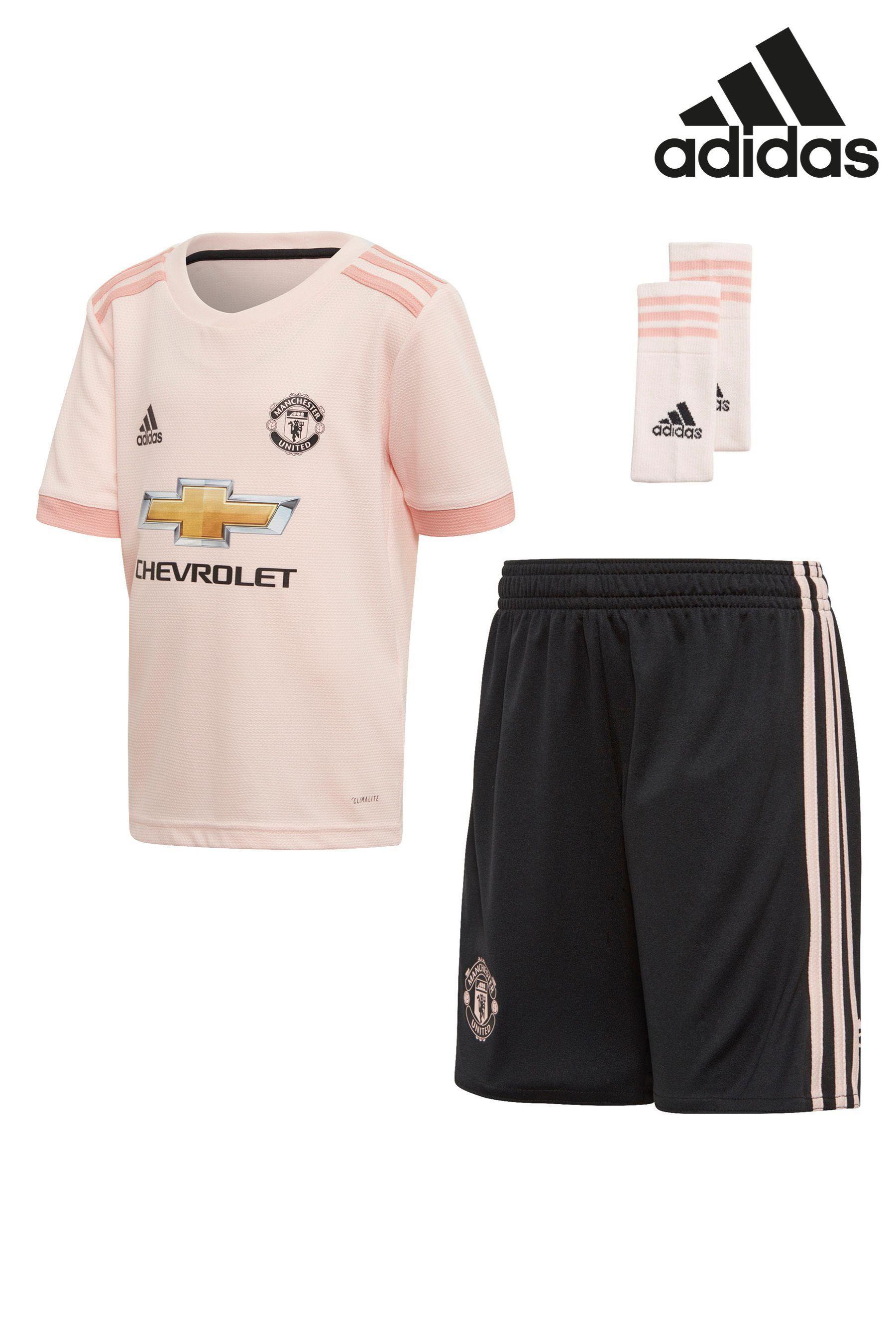 Damen Heimtrikot-Shirt Adidas Manchester United FC Offizielles Merchandise